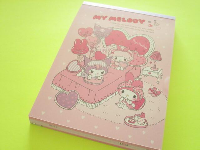 Photo1: Kawaii Cute Large Memo Pad Sanrio *My Melody (S2829940)