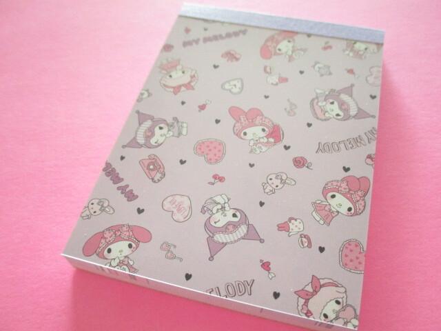 Photo1: Kawaii Cute Mini Memo Pad Sanrio *My Melody (S2829827)