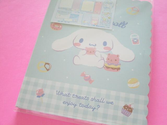 Photo1: Kawaii Cute Regular Letter Set Sanrio Original *Cinnamoroll (41012-8)