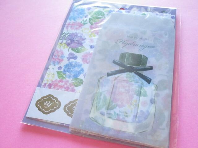 Photo1: Kawaii Cute Letter Set amifa *Summer Flower (080964)