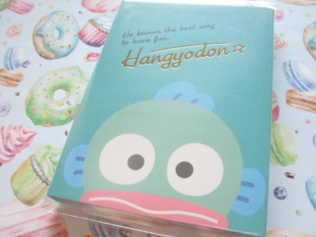 Photo1: Kawaii Cute Patapata Medium Memo Pad Sanrio Original *Hangyodon (58509-2)