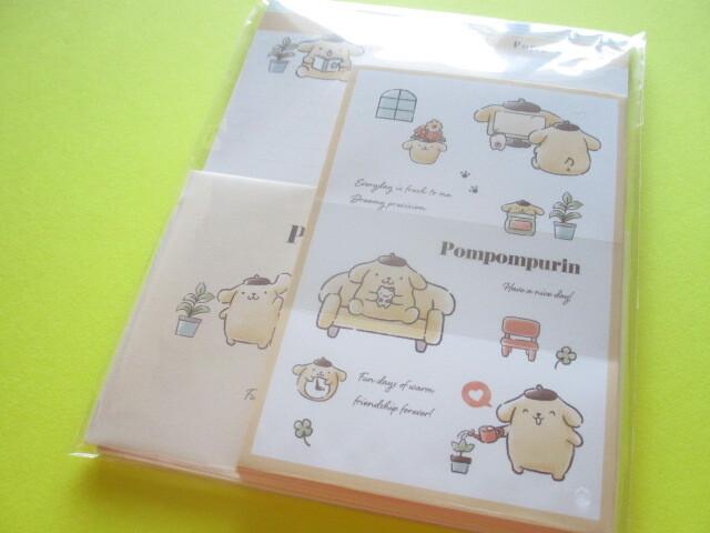 Photo1: Kawaii Cute Sanrio Letter Set Cute Model *POMPOMPURIN (300476)