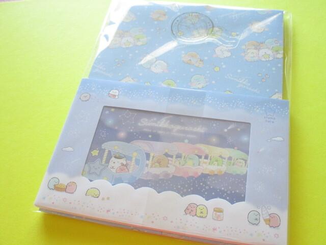 Photo1: Kawaii Cute Regular Letter Set San-x Sumikkogurashi *Starry Sky Walk (LH73302)