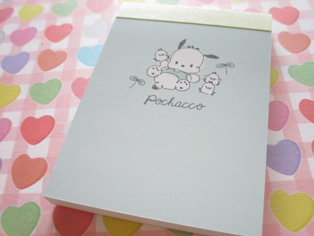 Photo1: Kawaii Cute Mini Memo Pad  Sanrio *Pochacco (102854)