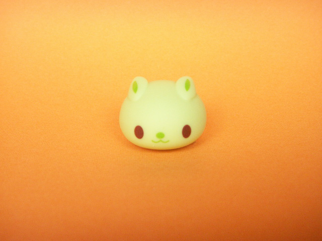 Photo1: Kawaii Cute Usadango Tiny Bunny Mascot Doll *Green