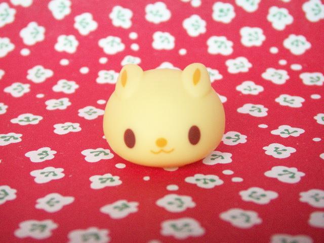 Photo1: Kawaii Cute Usadango Tiny Bunny Mascot Doll *Yellow