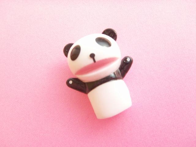 Photo1: Kawaii Cute Panda Pencil Toppers Decoration Novelty Japan D