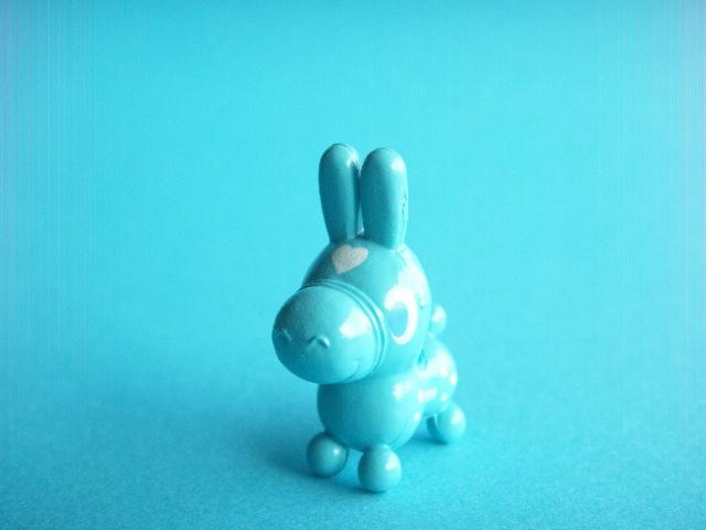 Photo1: Kawaii Cute Rody Tiny Figure Toy Mascot *Light Blue