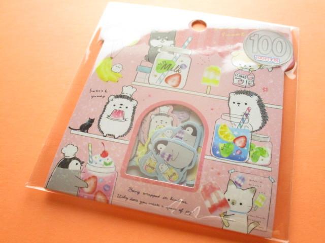 Painting Tomorrow Sticker Sack Flakes seals Kawaii Kamio Japan Scented